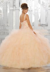 89156 Blush/Champagne back