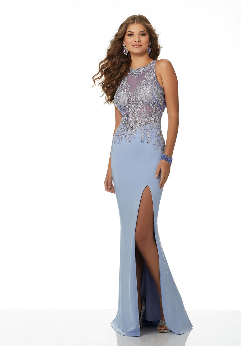 Morilee Prom 42035 Mori Lee Prom Bedazzled Bridal And