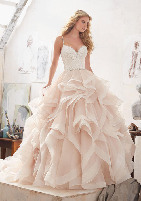 Mori Lee Bridal Bedazzled Bridal And Formal Bridal Gowns Bridal