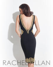 3014 Black/Gold back