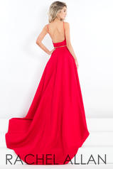 5980 Red/Nude back