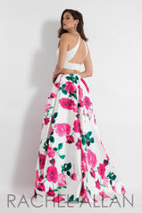 6028 White/Fuchsia back