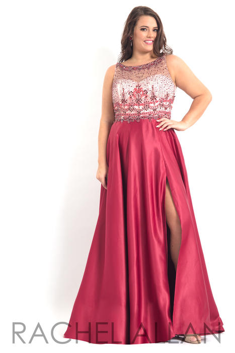 2018 Prom Dresses Plus Size Prom Starlet Has The Sweetest Prom