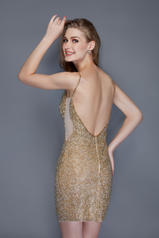 3120 Nude Gold back