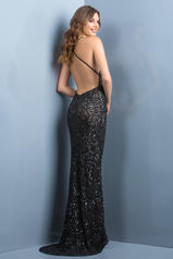 47542 Black/Nude back