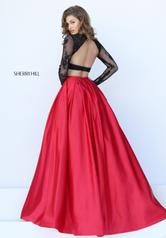 50357 Black/Red back