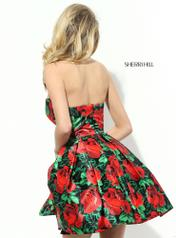 50580 Black/Red Print back