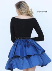 50641 Black/Royal back