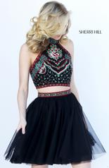 50645 Black/Multi detail