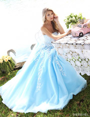 50864 Light Blue/Ivory other