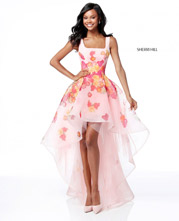 51684 Pink Print front