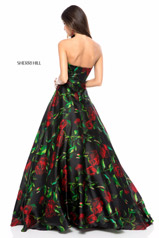 51803 Black/Red Print back