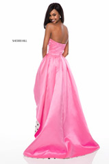 52054 Candy Pink/Ivory/Black back
