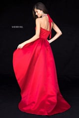 52054 Red/Black/Ivory back