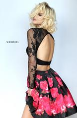 51194 Black/Red Print back