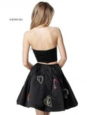 51397 Black/Multi back