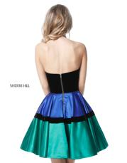 51519 Black/Royal/Emerald back
