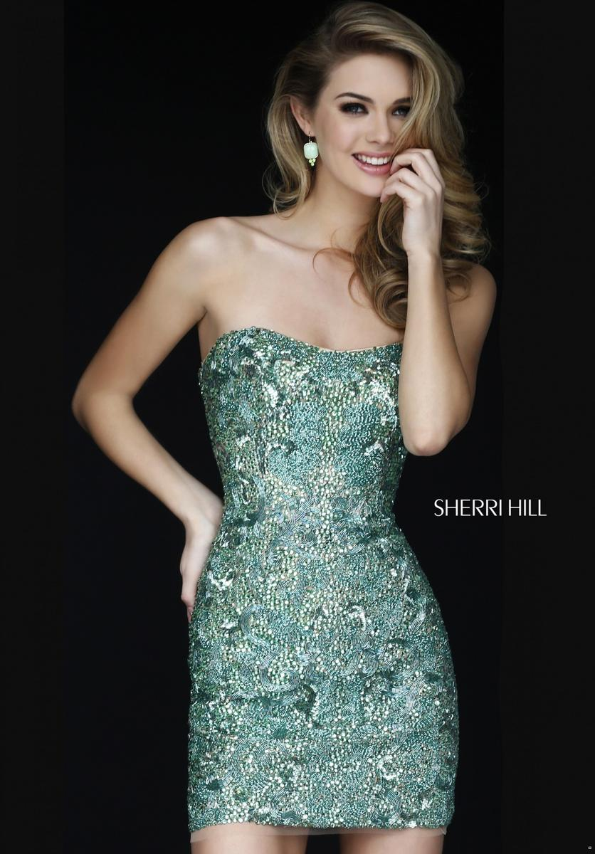 Sherri Hill 1953 Sherri Hill Fall Homecoming Prom Collection Miss ...