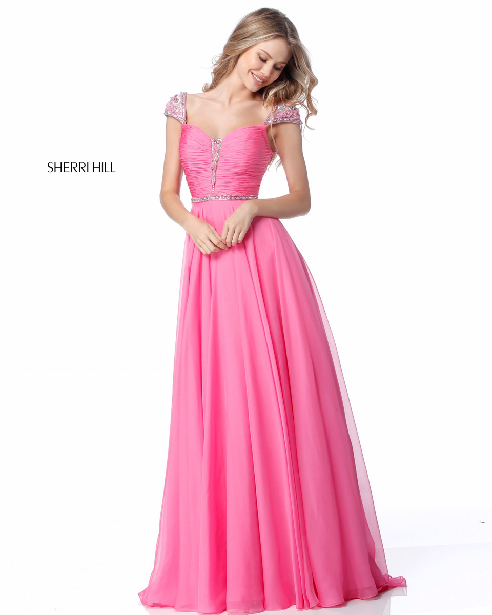 Sherri Hill 51744 Sherri Hill Prom Gowns, Wedding Gowns and Formal ...