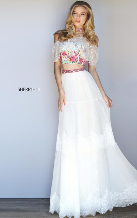 Sherri Hill In Stock Sale Dresses Blossoms Bridal & Formal Dress Store