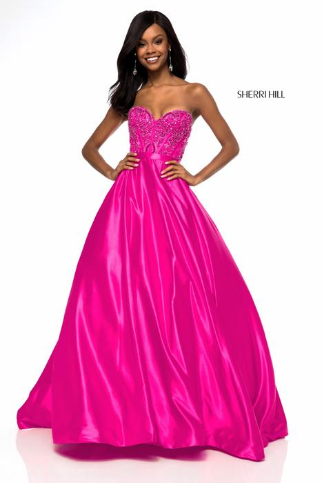 Sherri Hill Prom, Bridal, Bridesmaid, Pageant, & Special Occasion ...