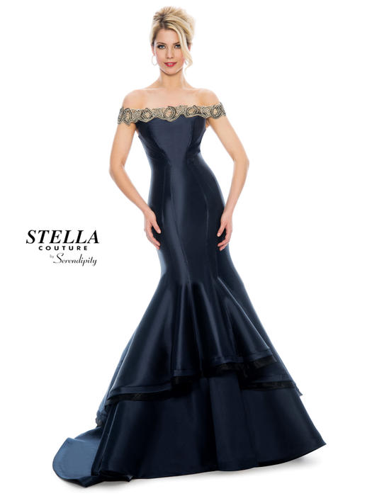 Stella Couture 18007 Stella Couture Prom Dresses, Wedding Gowns ...
