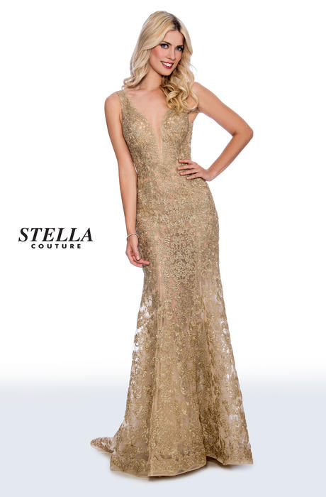 Stella Couture Prom Prom Dresses, Wedding Gowns, Formal Wear: Toms ...