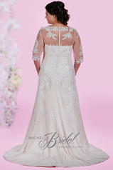 MB1718 Ivory/Champagne back