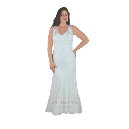 Sydney\'s Closet Plus Size Prom SC7201 PROM USA BRIDAL & FORMAL WEAR ...