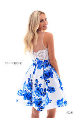 50241 Blue/White back
