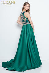 1812P5387 Emerald/Nude back