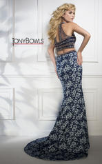 TB117297 Denim Print back