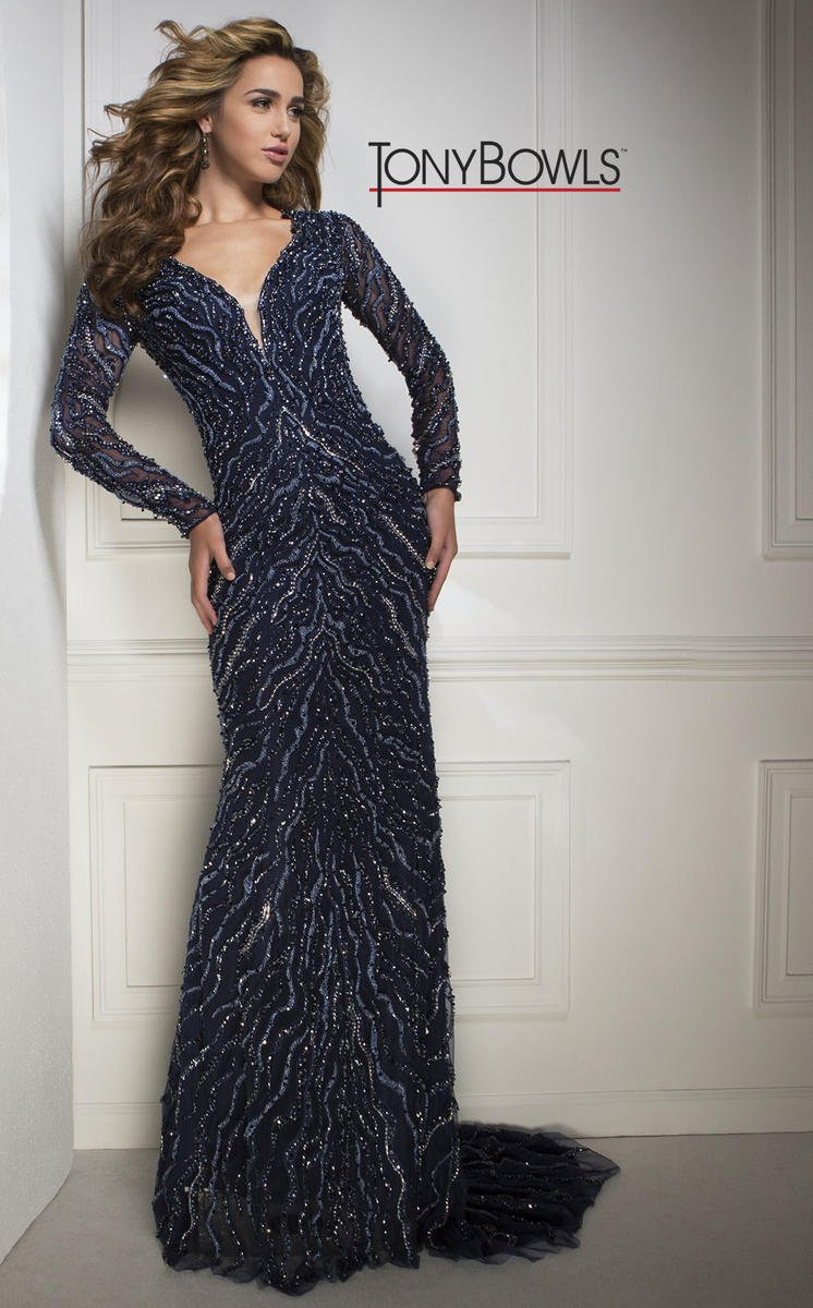 Tony Bowls Collection TB117294 Tony Bowls Evening Dressed In Time ...