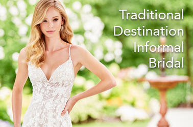 Traditional Destination Informal Bridal