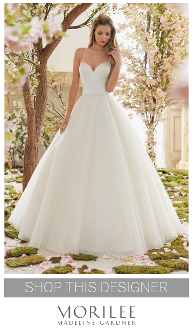 Shop Bridal Designer Morilee Bridal Wedding Dresses