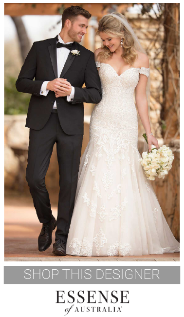 Shop Bridal Designer Essense of Australia Wedding Dresses
