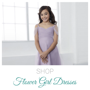 Shop Flower Girl Dresses Dressing Dreams Bridal