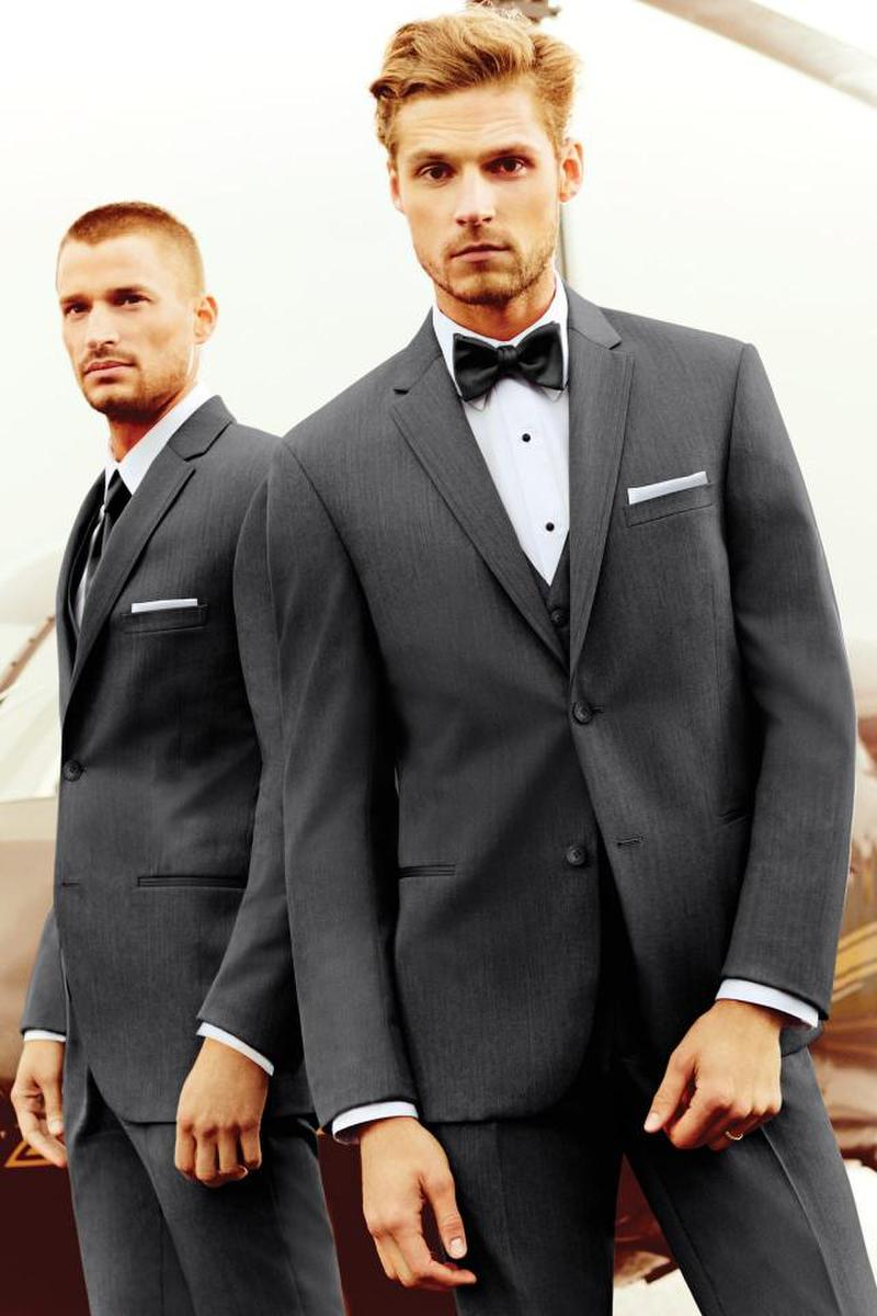 GreySlim Fit Suits and Tuxedo