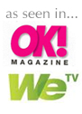 As seen Ok Mag and We TV