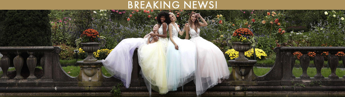 Breaking News: Castle Couture partners with Jovani