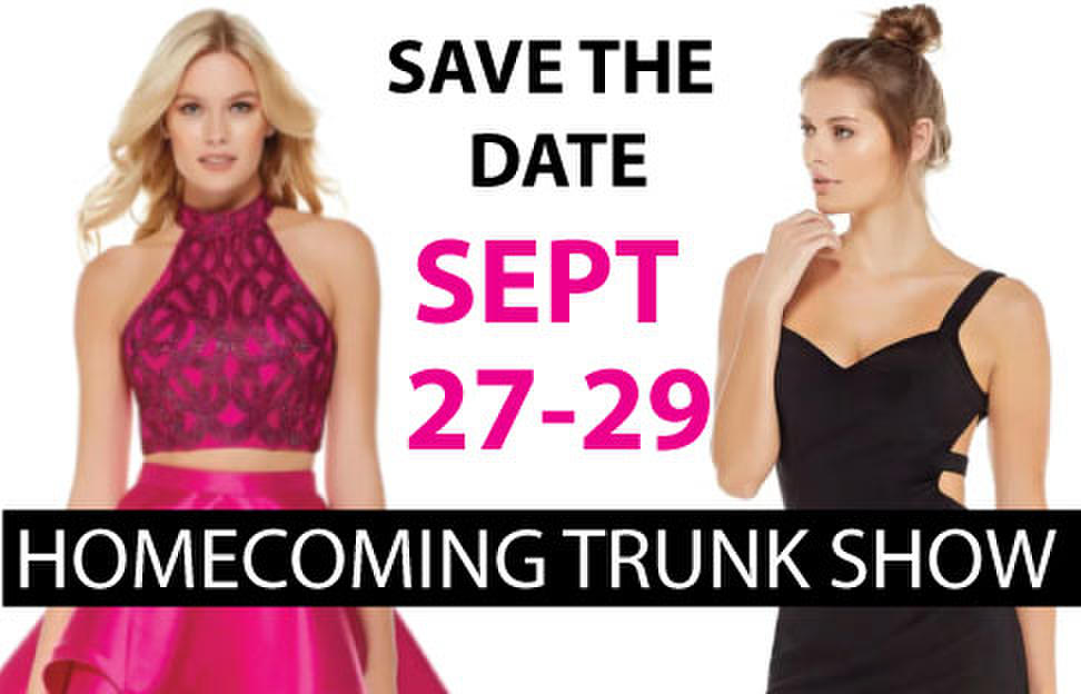 Homecoming Trunk Show