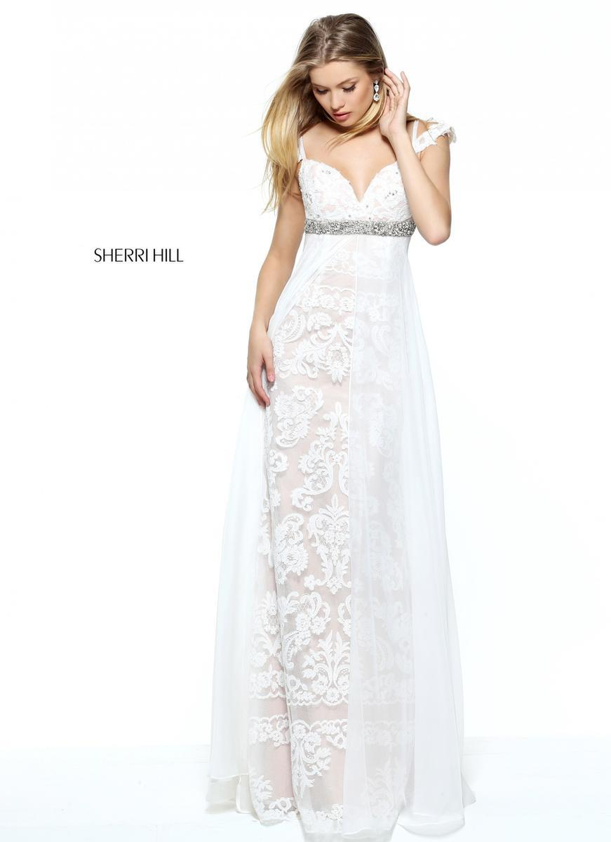 Sherri Hill Wedding Gowns