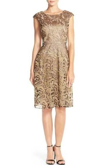 Luxe Collection Bronze Brocade