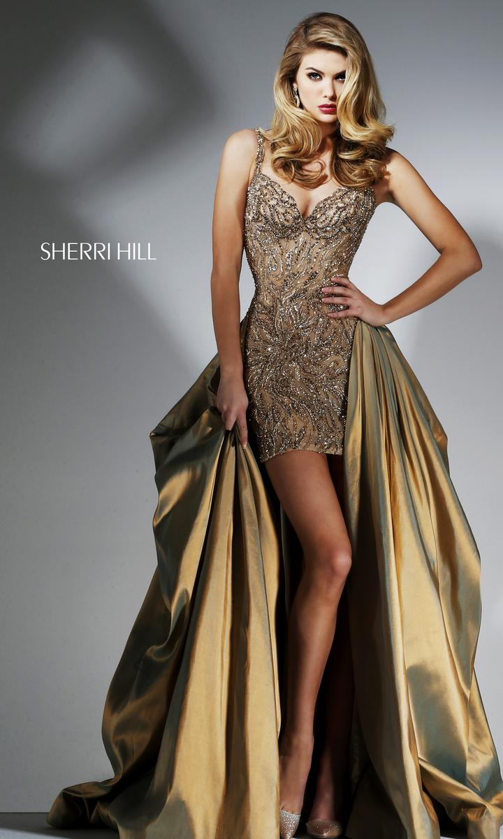 Sherri Hill Pageant/Couture Collection Prom Gowns, Wedding Gowns and ...