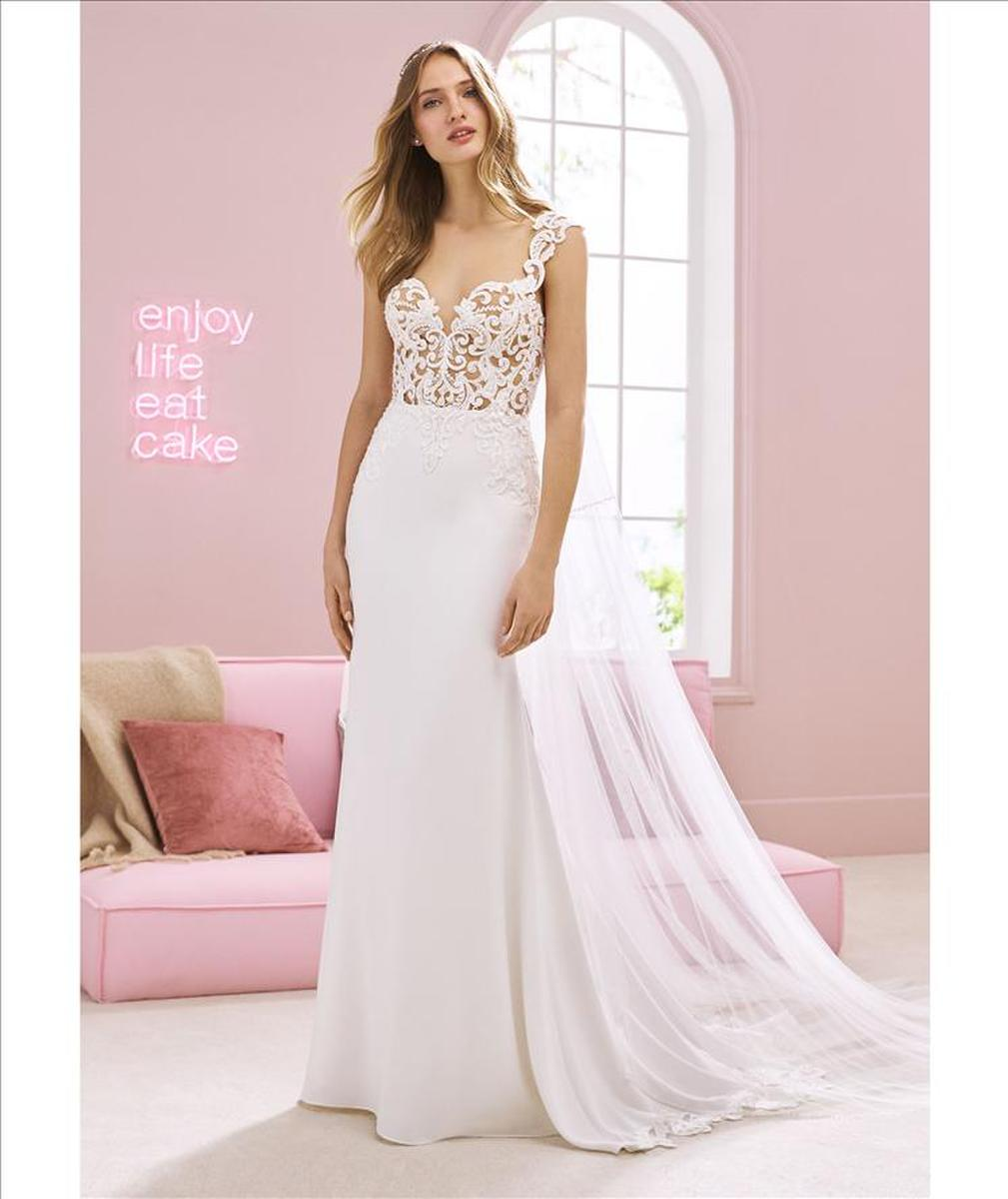 Pronovias White One Lava