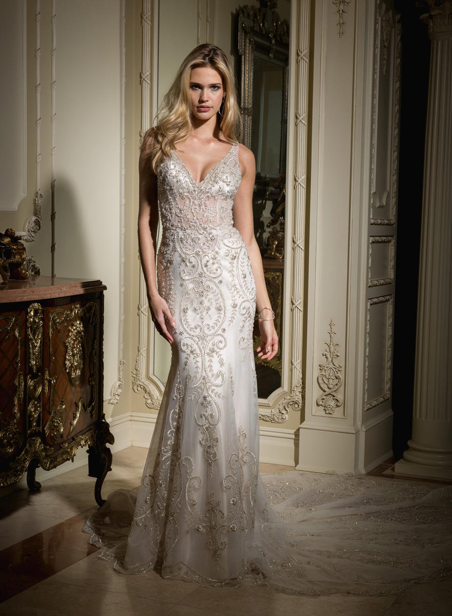72b3affd99a Wedding Dresses-EXCLUSIVELY AT ANJOLIQUE Anjolique - Charlotte s ...