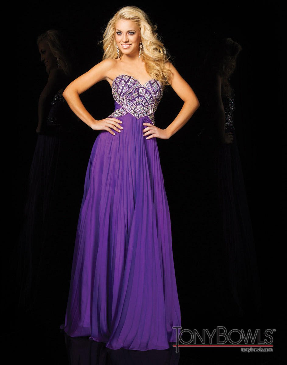 Tony Bowls In Stock Dress