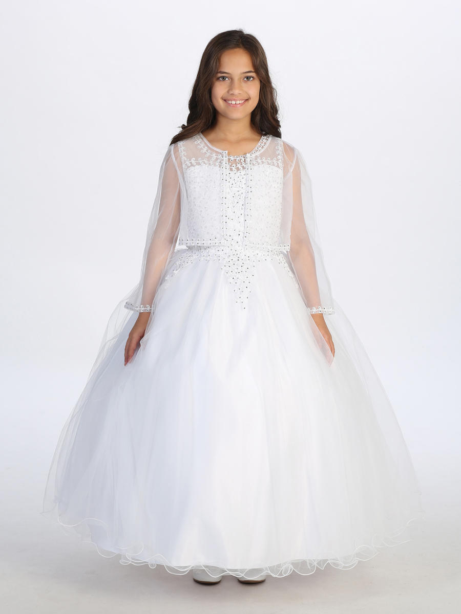 Flower Girl's Dress 1185
