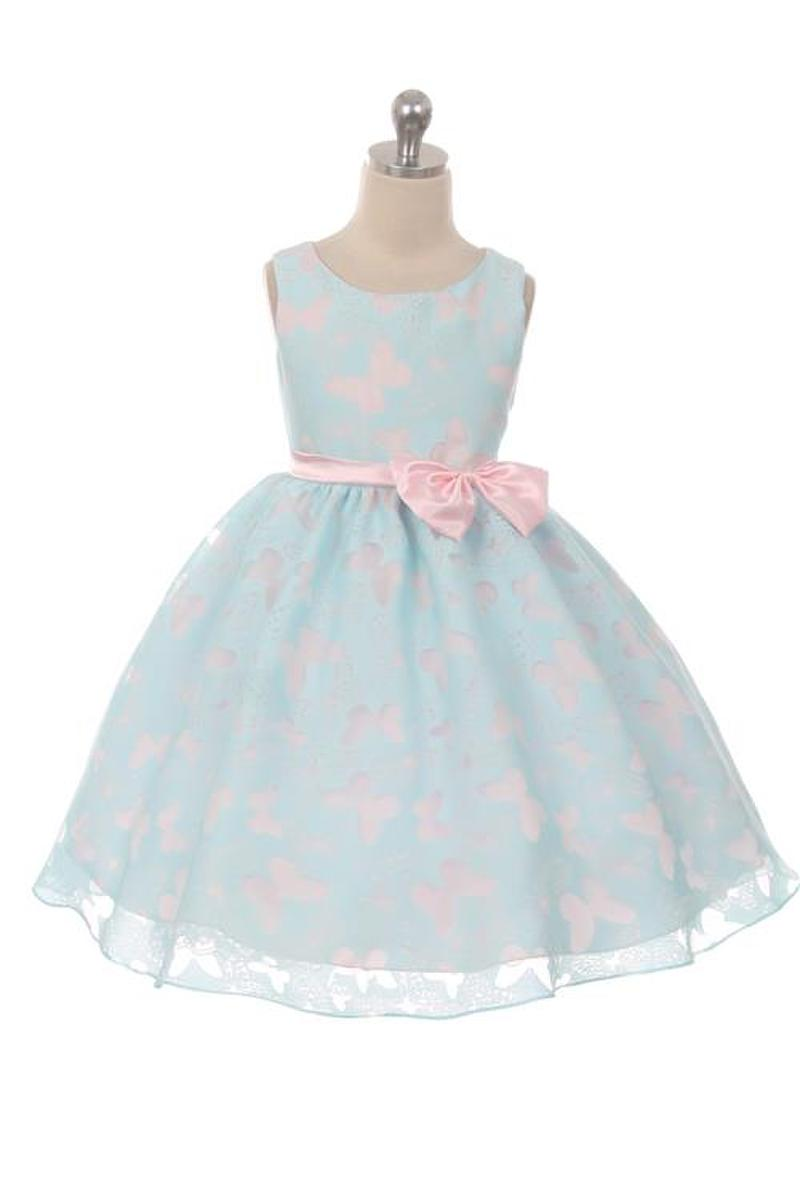 Flower Girl Dress by Kid\'s Dream Blossoms Bridal & Formal Dress Store