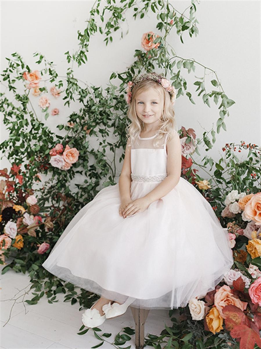 Tip Top Flower Girl 5702
